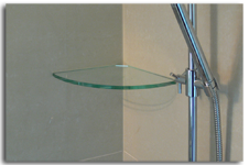 200mm Corner Shelf